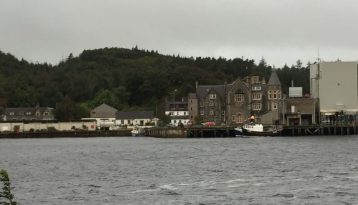 Harbour of Lochinver